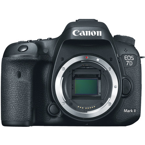 Canon eos 7d mark ii dslr camera %28body only%29