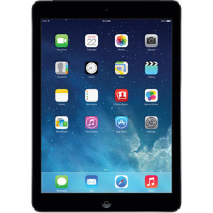 Apple iPad Air with Wi-Fi 16GB (Space Gray)