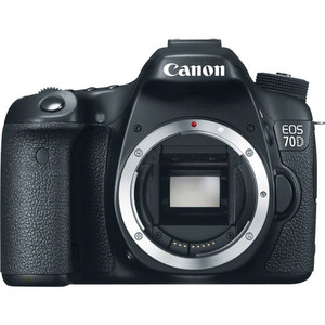 Canon EOS 70D DSLR Camera (Body Only)