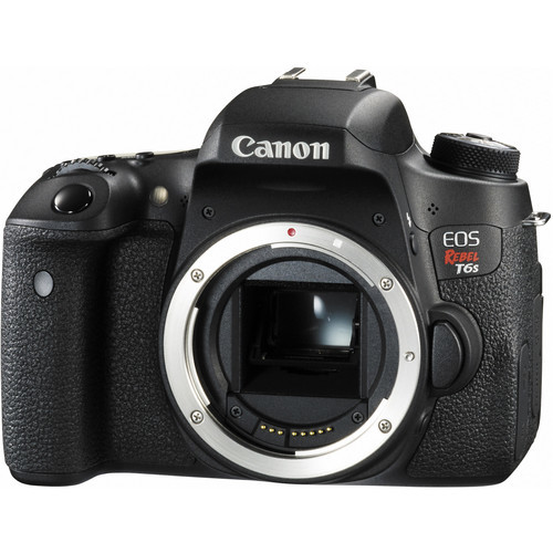 Canon eos rebel t6s dslr camera %28body only%29