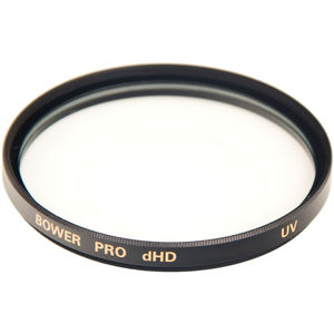 Digital High-Definition 62mm UV filter