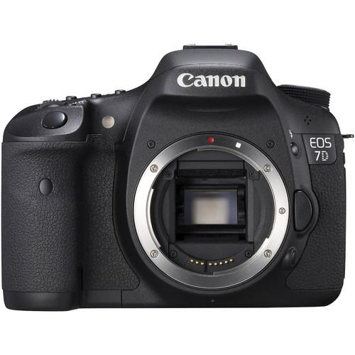 Canon eos 7d dslr camera %28body only%29