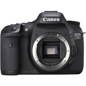 Canon EOS 7D DSLR Camera (Body Only)