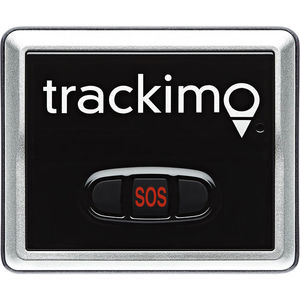 Trackimo TRK100 GPS Tracker with 1-Year GSM Service