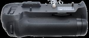 Pro Series Multi-Power Battery Grip For Nikon D800/D800E/D810