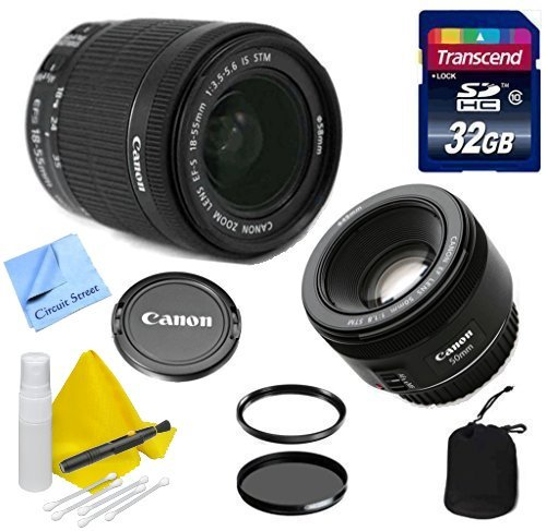 3pc High Definition Filter Kit Canon 50mm 1.8 II Lens UV CPL FLD