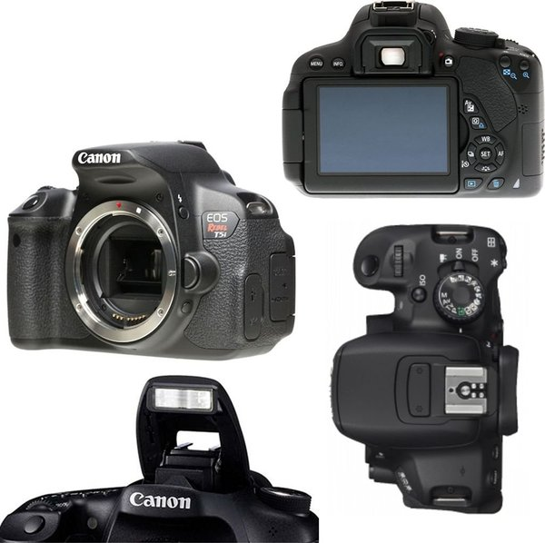 Canon EOS T5i + 18-55mm f/3 5-5 6 STM IS STM + 50mm f/1 8