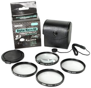 6-Piece Digital Macro Filter Kit 67mm