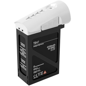 DJI TB47 Intelligent Flight Battery for Inspire 1 (99.9Wh, White)