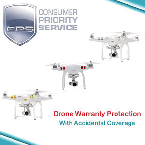 Drone Warranty Coverage (2 Years under $1500)