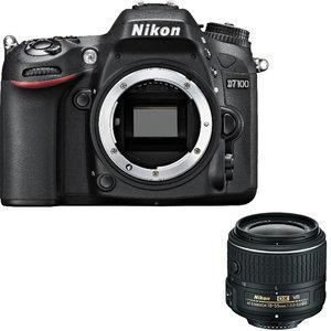 Nikon D7100 DSLR Camera with 18-55mm Lens
