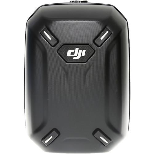 Dji hardshell backpack for phantom 3 %28black  dji logo%29