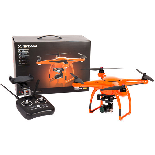Autel Robotics X Star Wi Fi Quadcopter With 4k Camera And 3 Axis