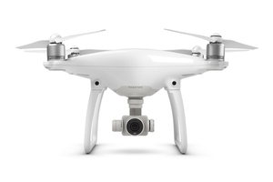 DJI Phantom 4 Quadcopter with built-in Camera