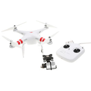 DJI Phantom 2 Quadcopter v2.0 with Zenmuse H4-3D Gimbal Kit