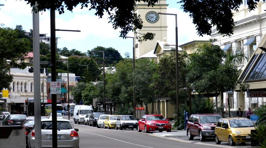flinders street mall redevelopment in queensland
