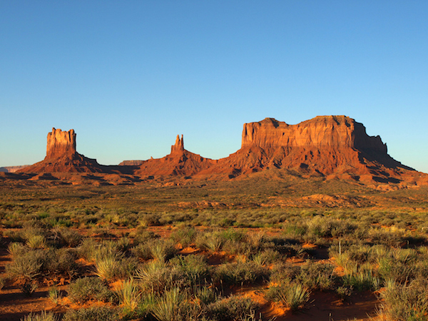 Arizona heat worsened by air conditioners, study says - monument valley arizona