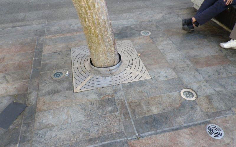 Forrest Place used Stratacell system