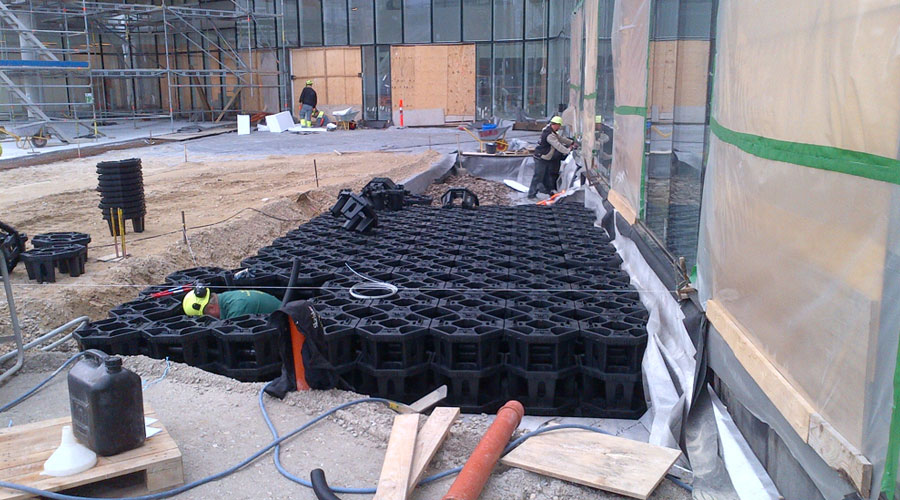 Stratcell installation Denmark