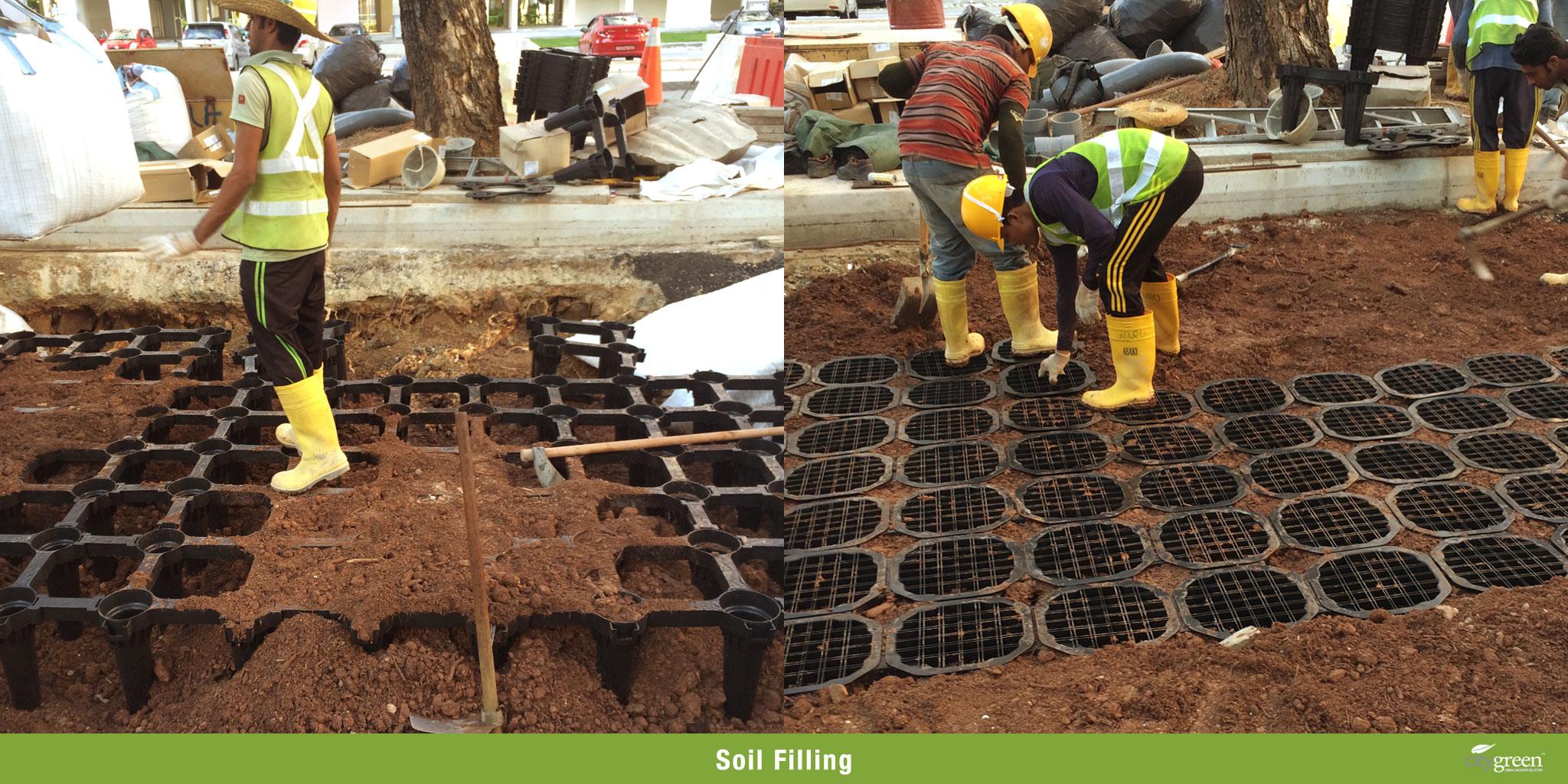 Soil-Filling