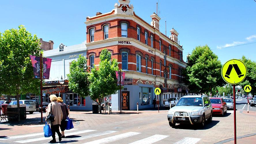 Ballarat Centenary Hotel