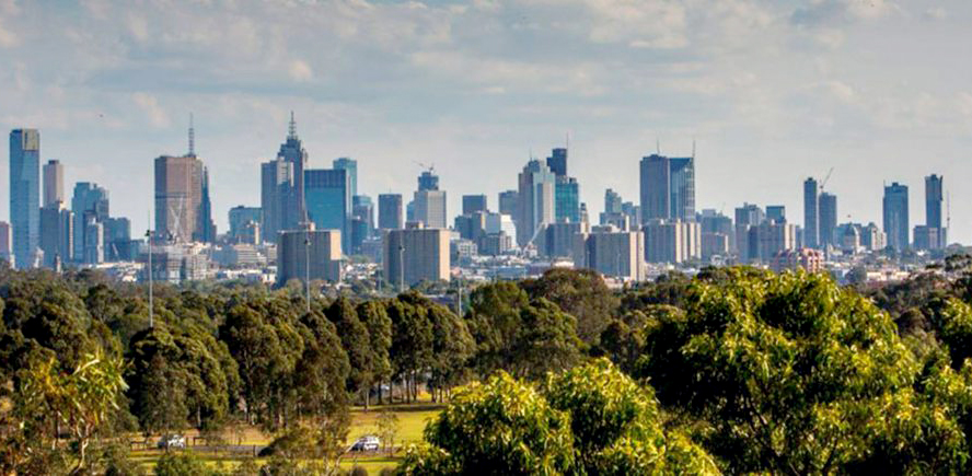 Melbourne's urban forest