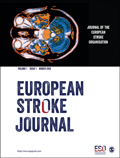 European Stroke Journal