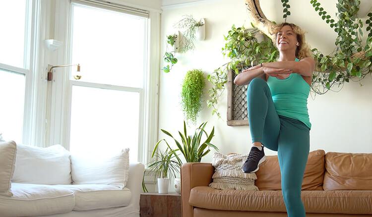 Beginner Indoor Cardio