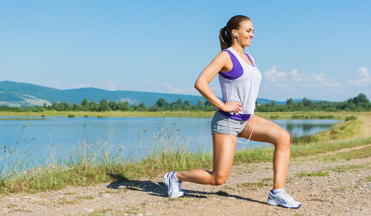 Cardio & Legs