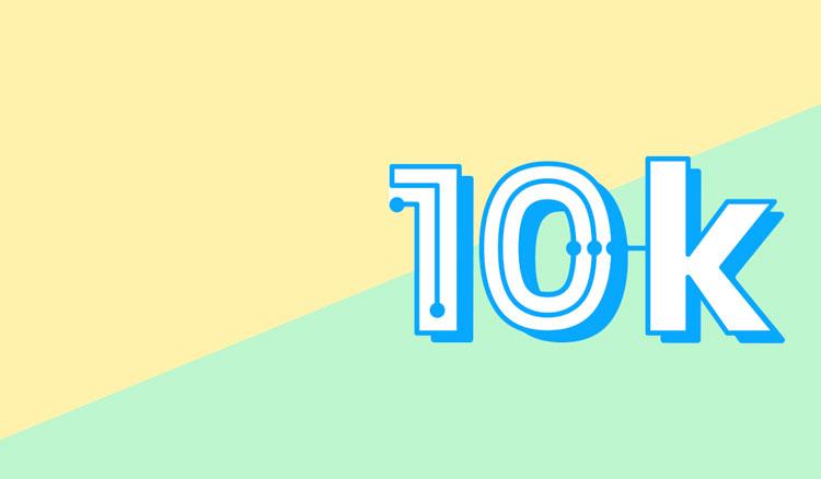 Official 10K Race!
