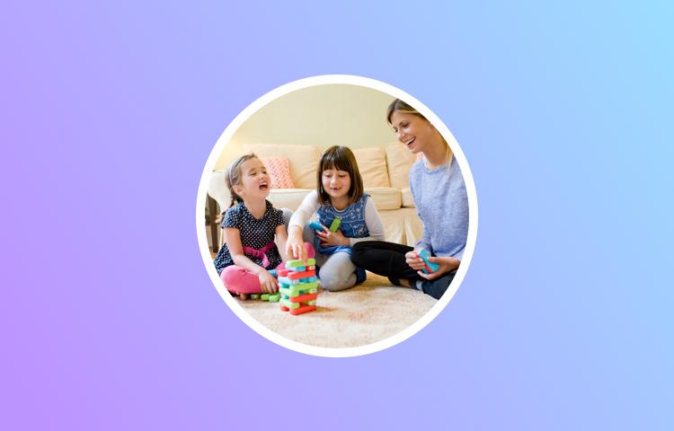 Walk & Learn: Childcare Ideas