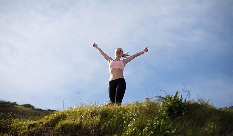 Walk & Learn: Body Confidence