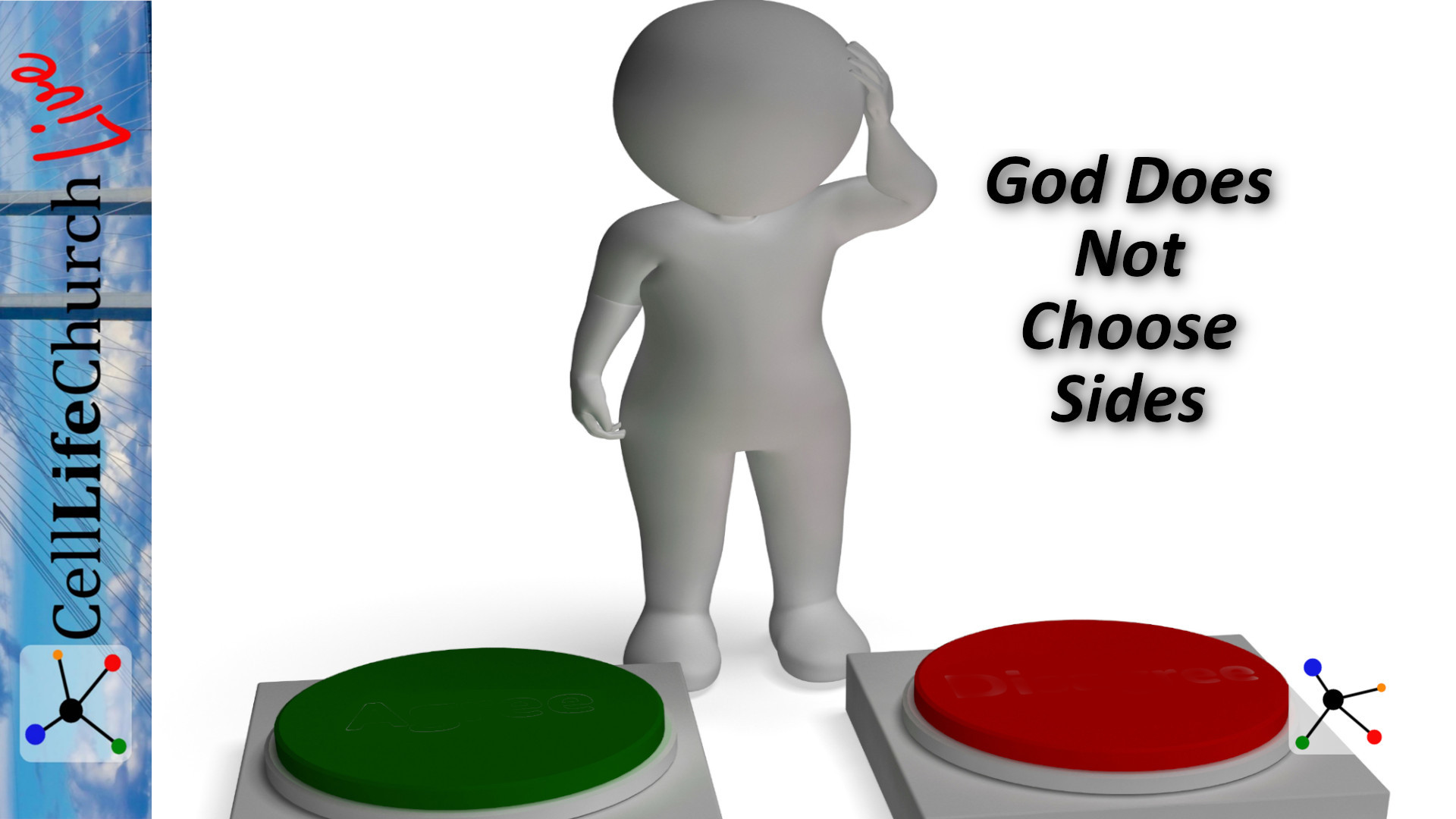 God Does Not Choose Sides