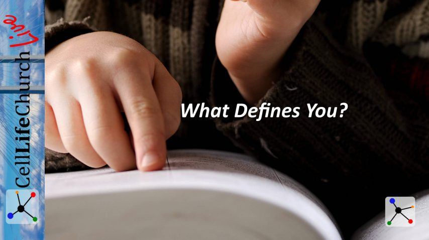 What Defines You