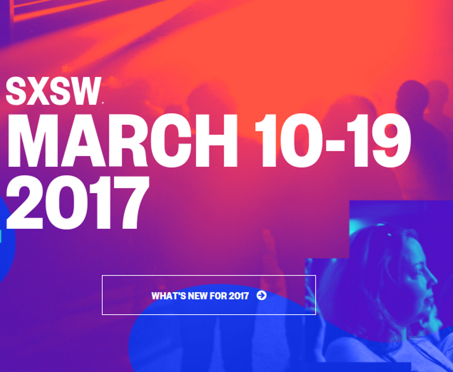 Time to Vote! SXSW 2017