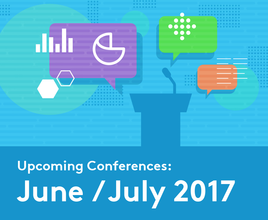 Clear Labs at Upcoming Conferences: June - July 2017