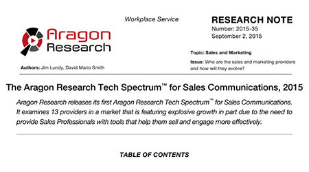 aragon sales research