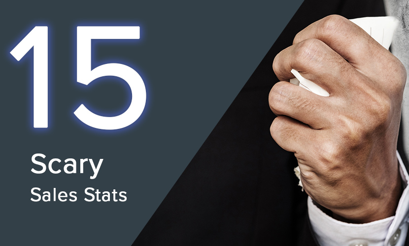 15 Scary Sales Stats
