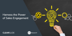 Sales Engagement Webinar 451 Research