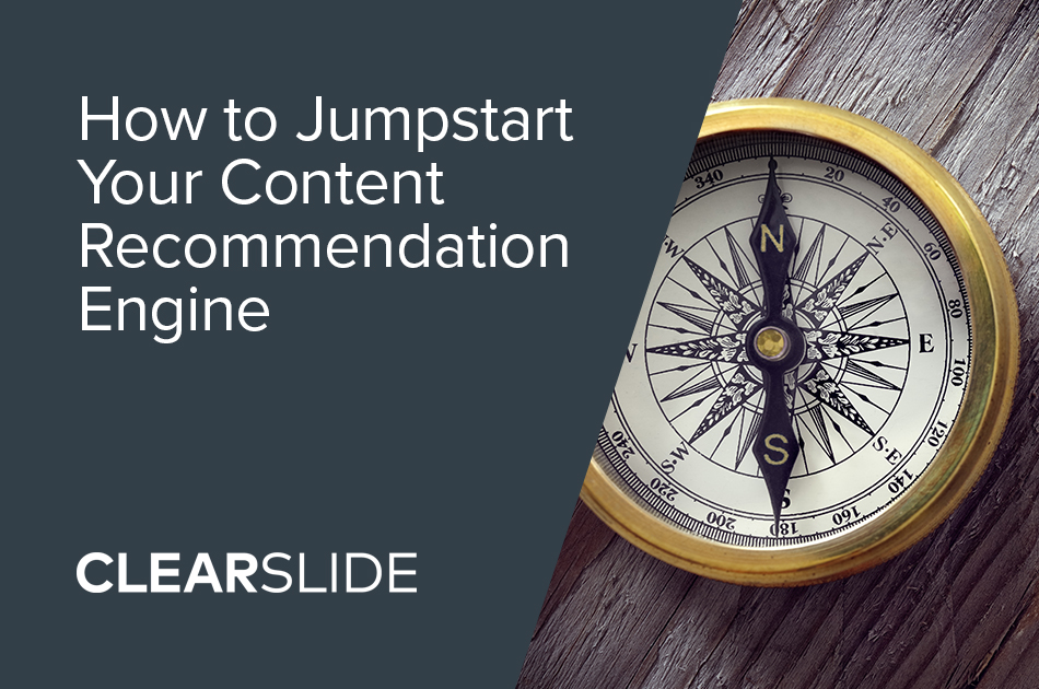 content recommendation salesforce