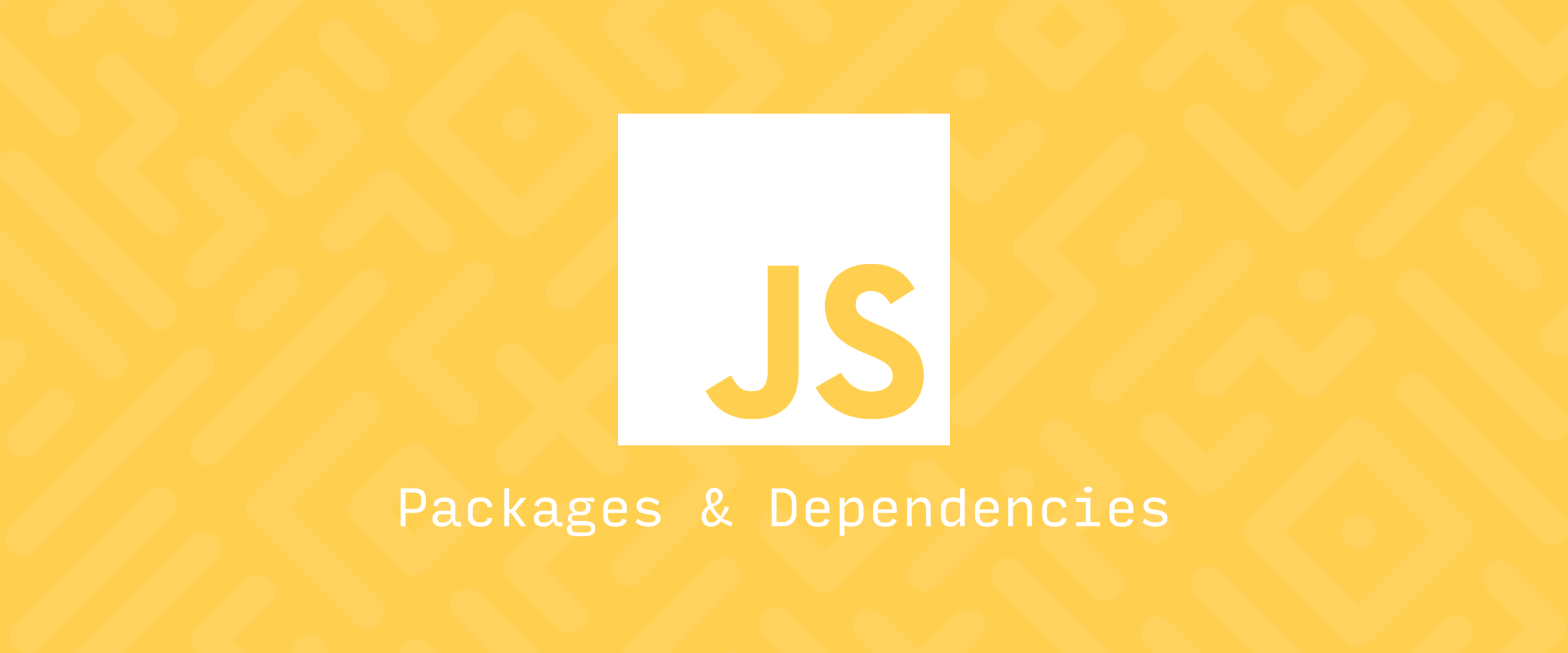What are JavaScript packages and dependencies?