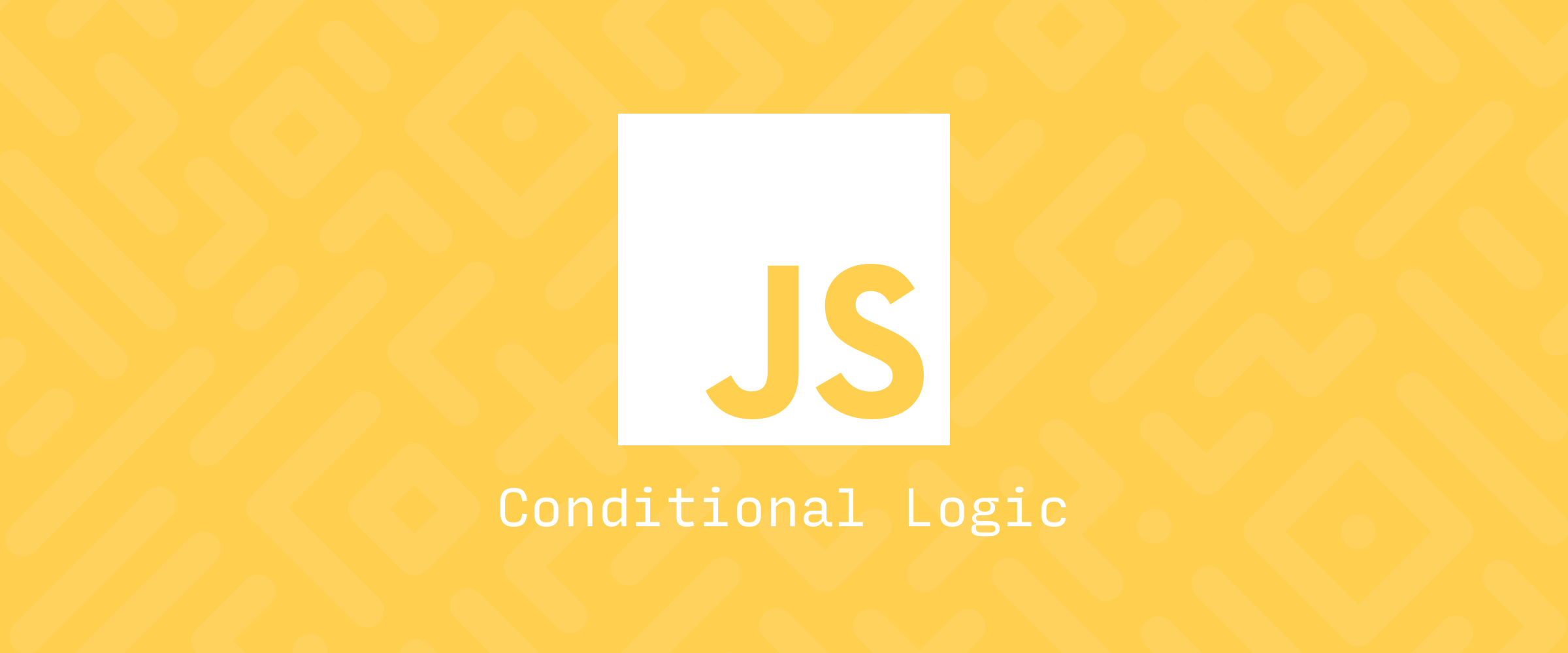 What is Conditional Logic and Control Flow in JavaScript?