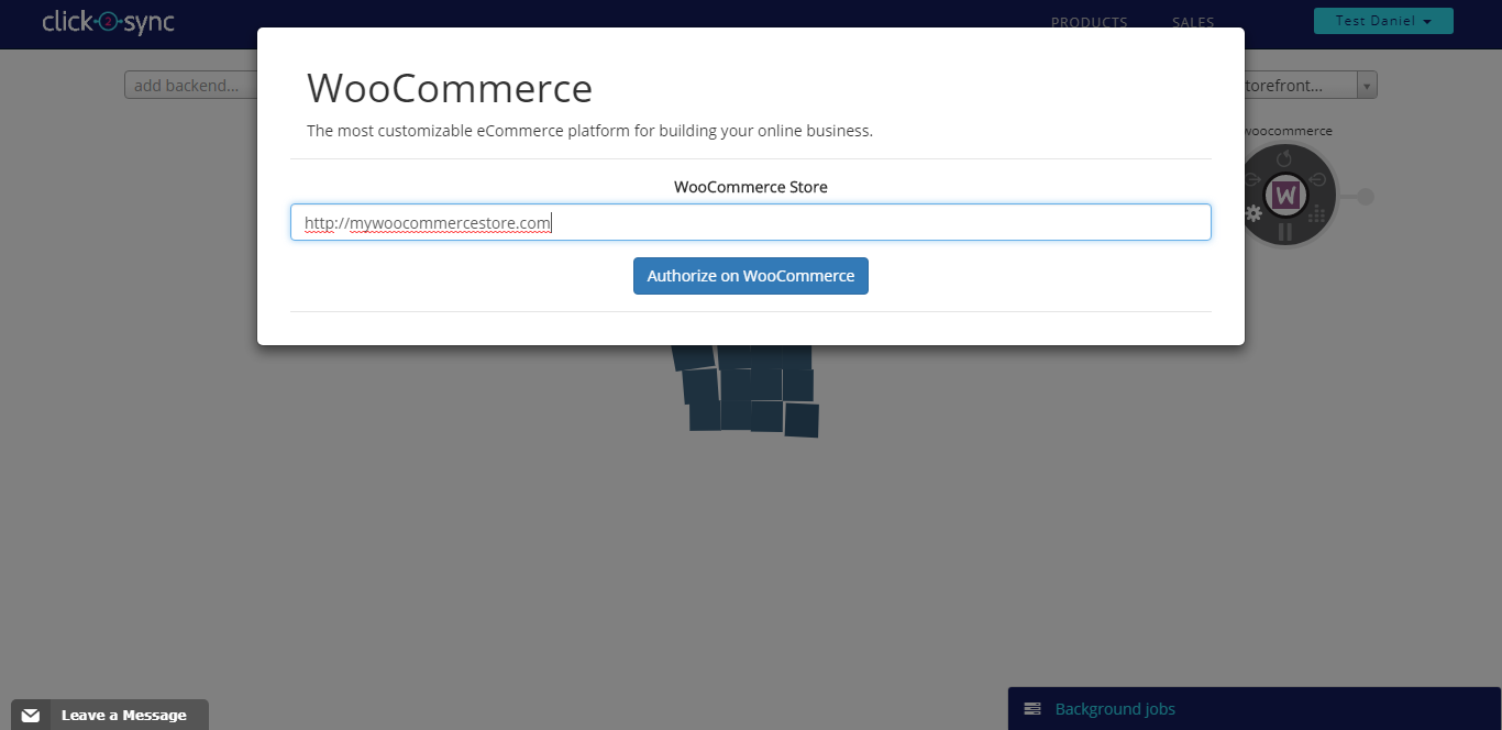 woocommerce Step 2