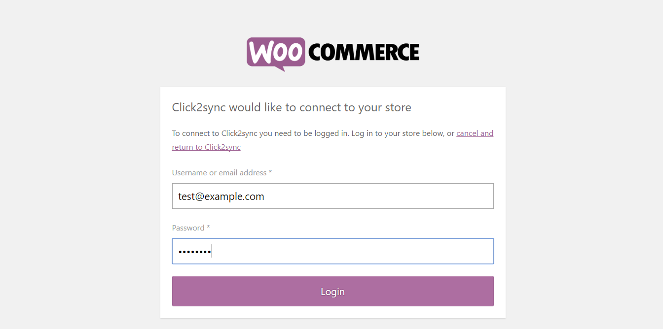 woocommerce Step 3