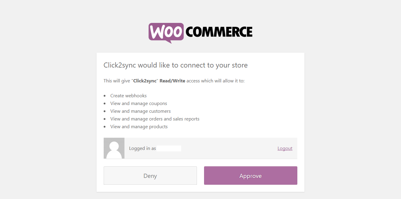 woocommerce Step 4
