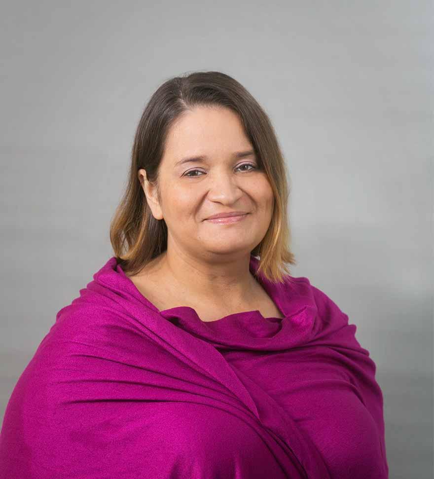 Claudia Cassagnol, MS Clinical Psychology