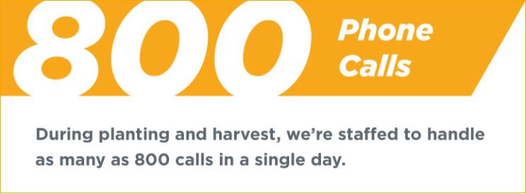 800 Phone Calls