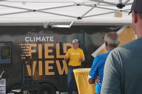 Voici mon histoire : Andrew Elgersma, Directeur commercial chez Climate