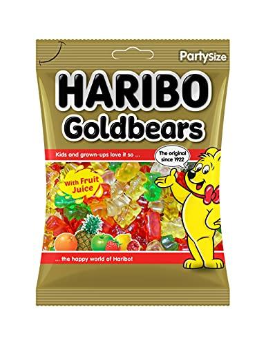 Haribo Jelly Candy Goldbar, 160G