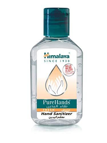 Himalaya Pure Hands Fresh Hand Sanitizer, 50 ml